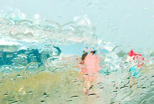Pastel Rain.