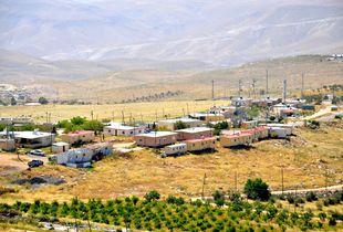 """Outpost ""Kfar Eldad"" located South East of Bethlehem"