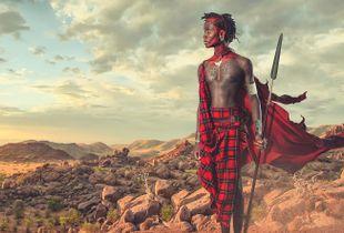 Tribe: Maasai - African Dawn