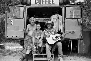 Happy Jack's coffee bus