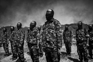 Al-Aqsa Martyrs Brigades training camp