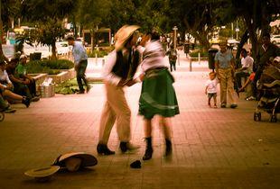 Mexican kiss