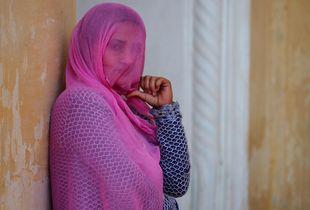 Hindu Woman in Rajasthan