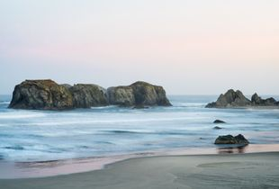 Emily's Morning Light - Bandon, OR
