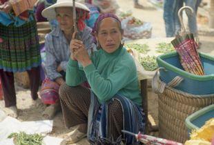 Market trader 1