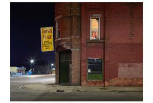 Brent's Place, Michigan Avenue, Westside, Detroit 2016