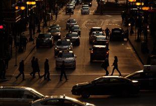 Chicago Golden Hour