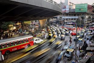 Mohammed Ali Road, Kumbharwada, Mumbai, India, 2007.