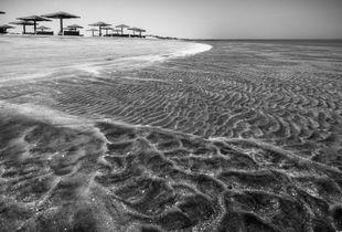 Beach, low-tide, March 14, 2010