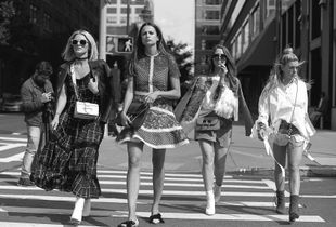 Streets of Fashion Week