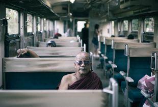 Monk, train