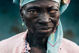 Woman acused of witch craft