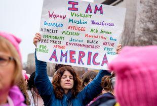 Women's March on Washington | January 21, 2017