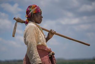 Margaret: A Sisel Farmer, Rift Valley, Kenya