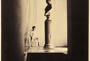 Alessandro Twombly, Monserrato, Rome, 1965, © Cy Twombly