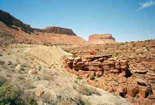 Happy Jack Mine, Red Canyon, Bears Ears National Monument, Utah