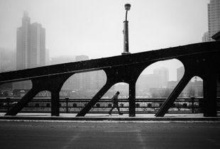 The dancing bridge