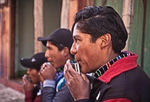 :: Bolivian Street Musicians ::