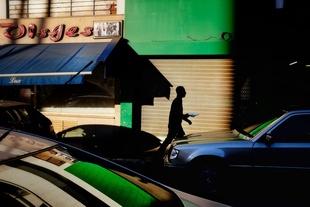 Maroc, Rabat. © Alexandre Chaplier. Chosen for the LensCulture Street Photography Awards Top 100.