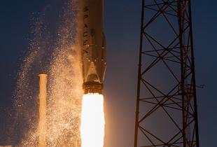 Falcon 9 / DSCOVR