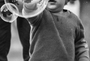 Bubble Boy!