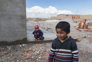 Jeu, Uyuni, Bolivie