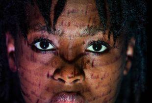Slam Faces - Jehyna, singer and comedian, Port-au-Prince (Haiti)