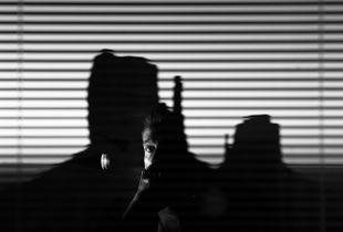Autoportrait - Monument Valley 2016