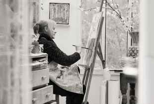 Pauline Lee, Painter