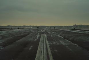 Nightflight, Tempelhof Airport Berlin
