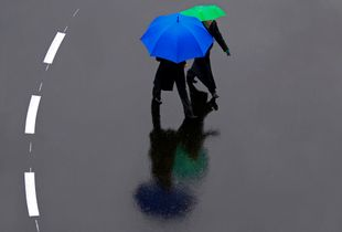 Serie : Dancing in the rain 1