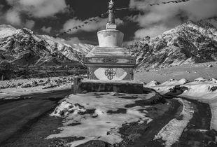 Stupa Study - 1