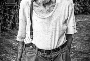 Il vecchio contadino ciociaro