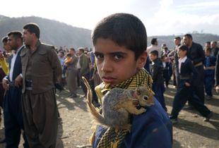 I stand with Nowruz