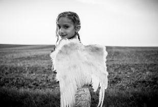 Angelic salutation