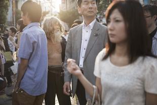 Tokyo, 2013. Finalist, LensCulture Street Photography Awards 2015.