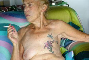 grandma's tattoo's