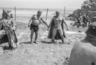 Dead Sea mud 2012