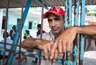 Cienfuegos, Fisherman