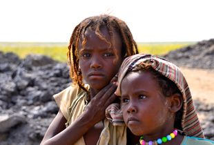 Young Afar, Northern Ethiopia