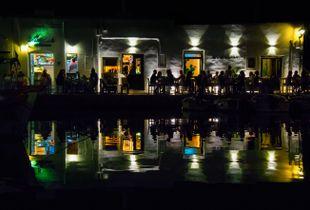 Paros by night