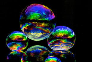 Bubbles # 1