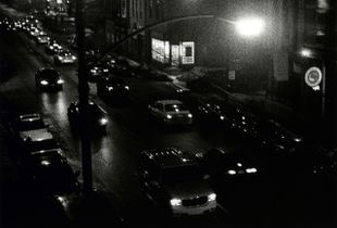 Chicago at Night, North Avenue, IL, 2000                                                                     © Kimberly Schneider