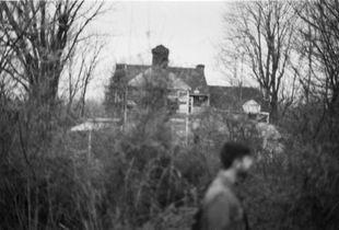Abandoned Subdivision, Charlestown, Indiana