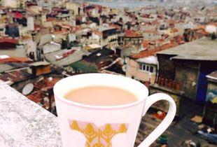 January Tea Break