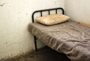 Robben Island Prison Cell VII