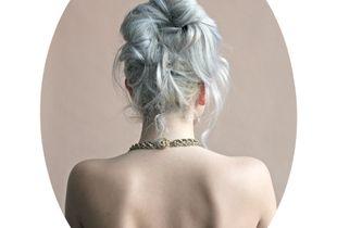 "Devon, from ""a modern hair study"" © Tara Bogart"
