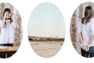 ottovetro#4, 2011, fotografia analogica, inkjet print on dibond, triptic 3 oval. Ed 1of 5