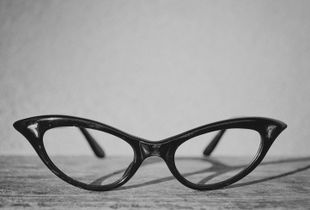 """Eyeglasses"" © Lisa Blair"