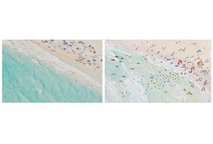 """""""The beach"""" - 2015 - WEST S."""
